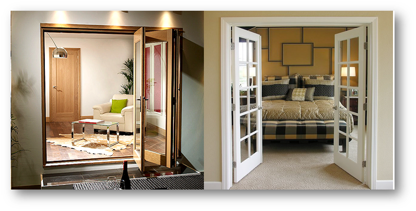Stylish Functional Patio Doors