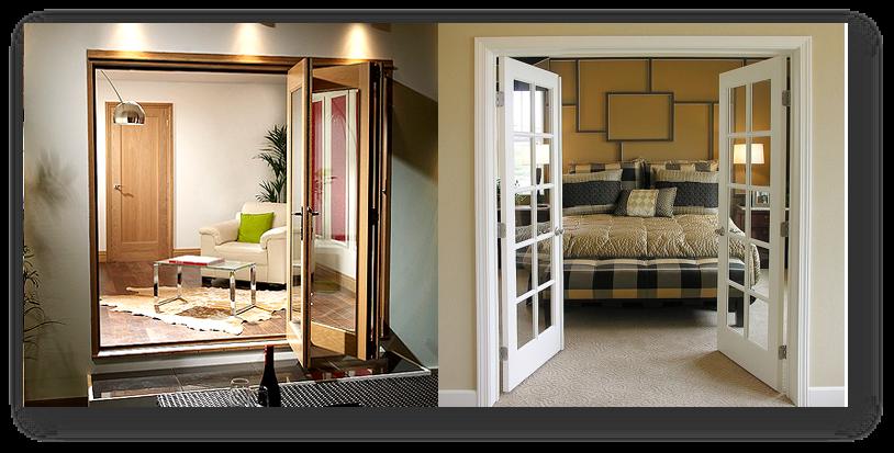 Stylish Functional Patio Doors