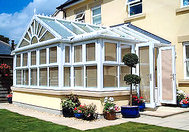 Summer Conservatory Extensions