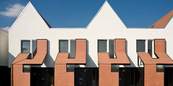 The design of terraced houses